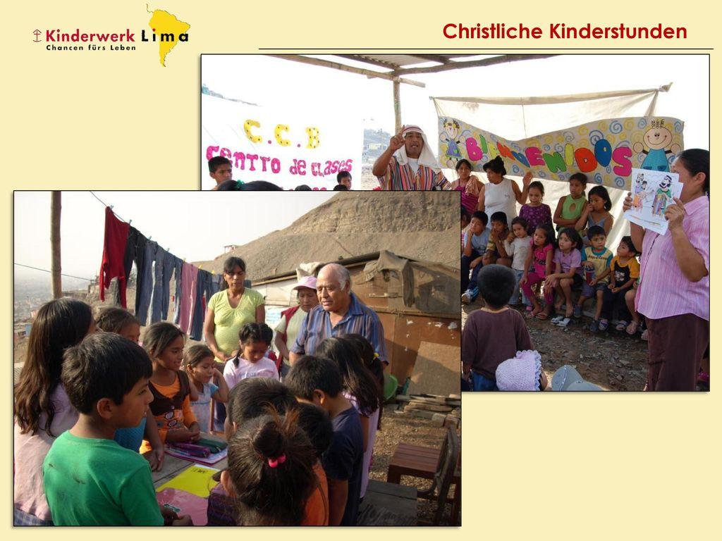 Christliche Kinderstunden