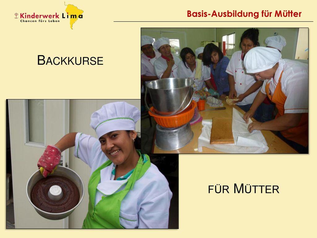 Basis-Ausbildung für Mütter