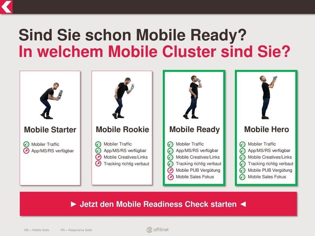 ► Jetzt den Mobile Readiness Check starten ◄