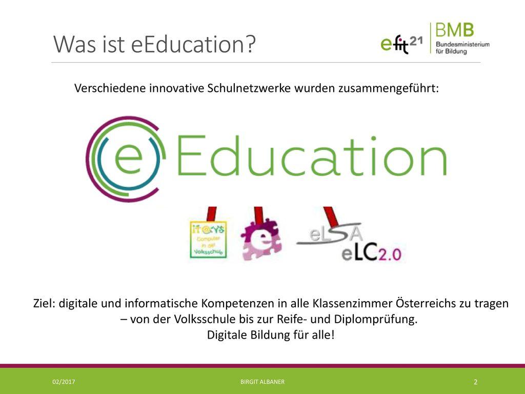 Digitale Bildung für alle!