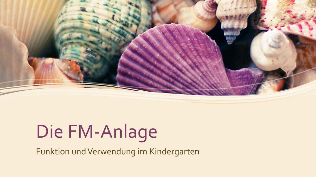 Funktion und Verwendung im Kindergarten
