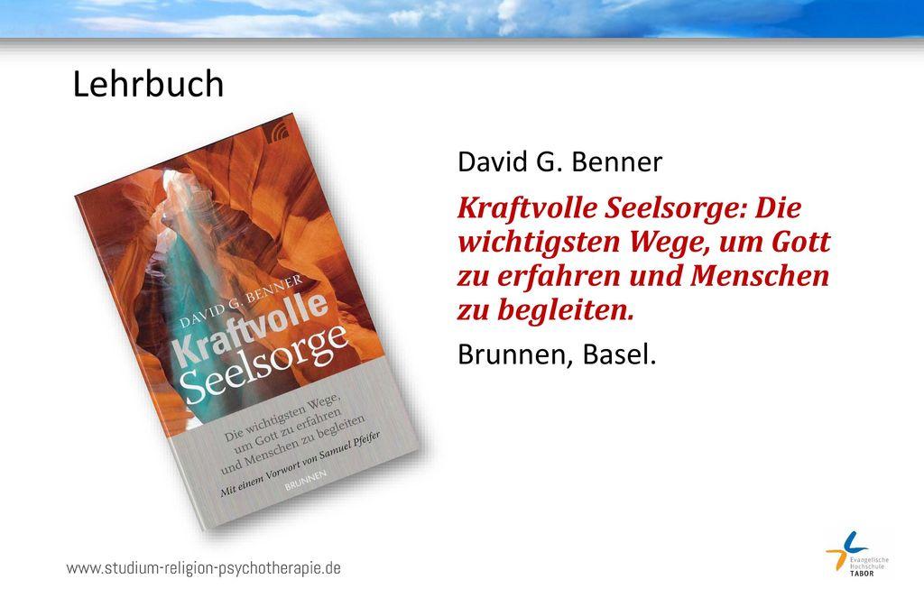 Lehrbuch David G.