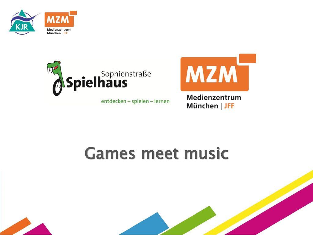 Games meet music