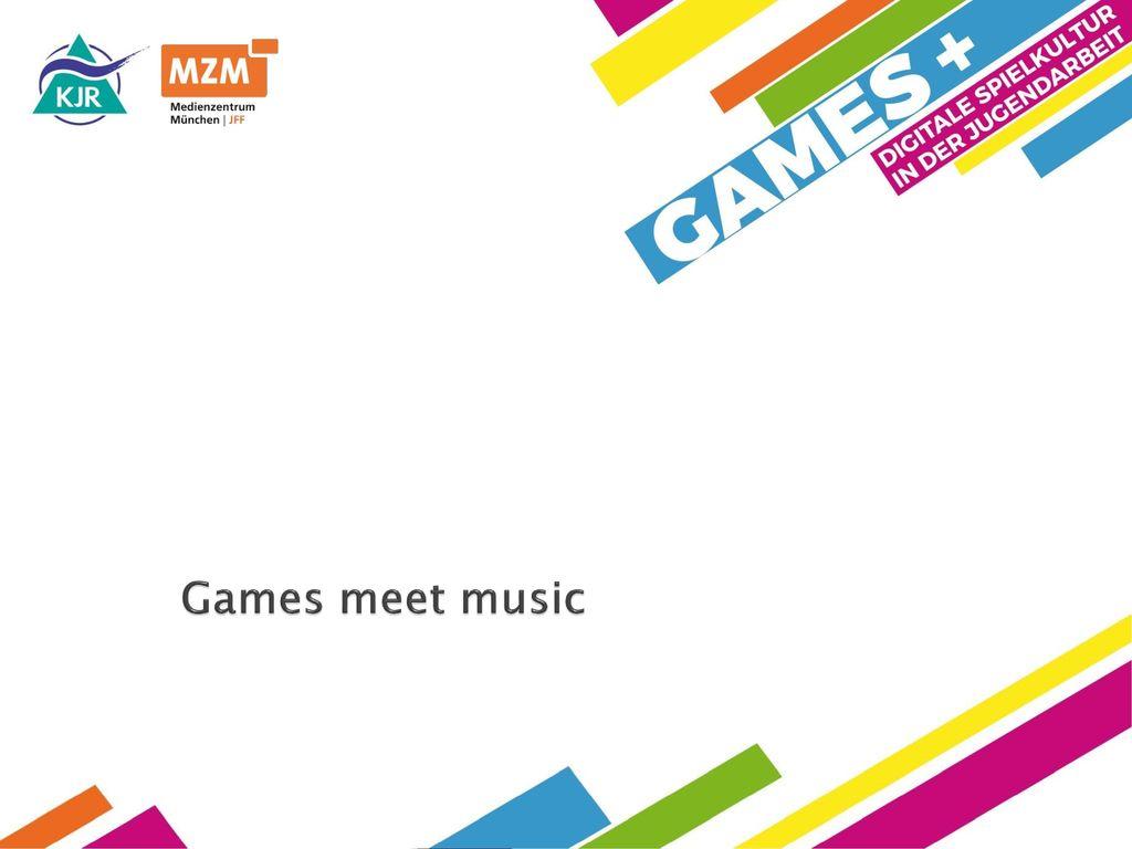 Oskar Games meet music