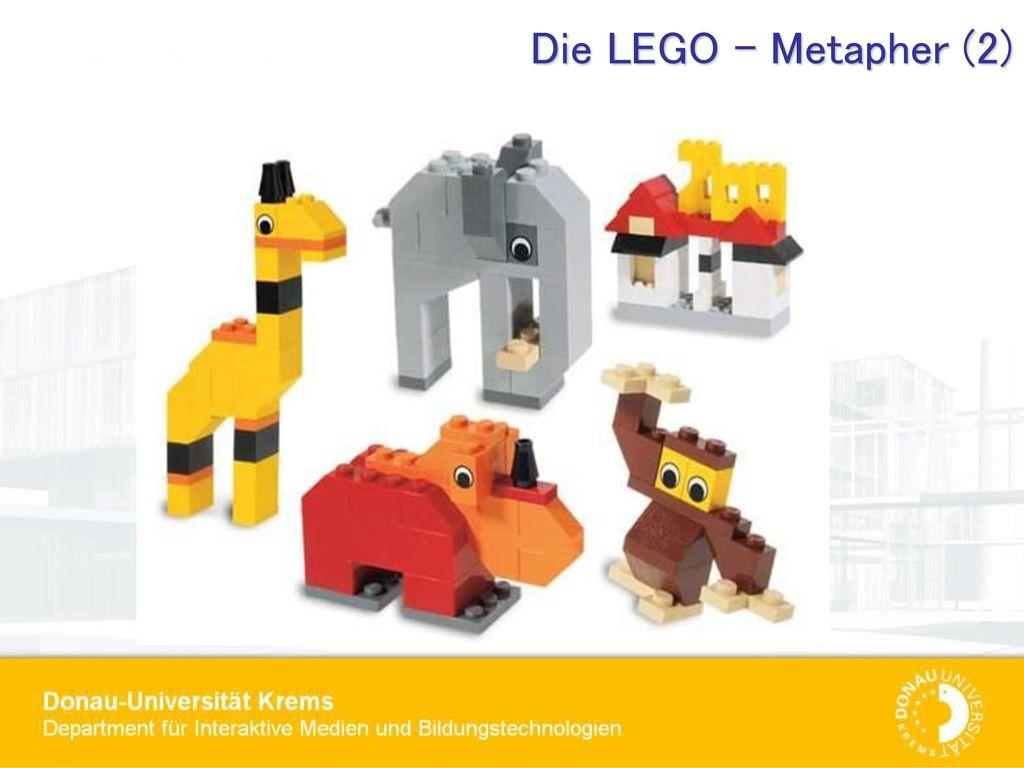 Die LEGO - Metapher (2)
