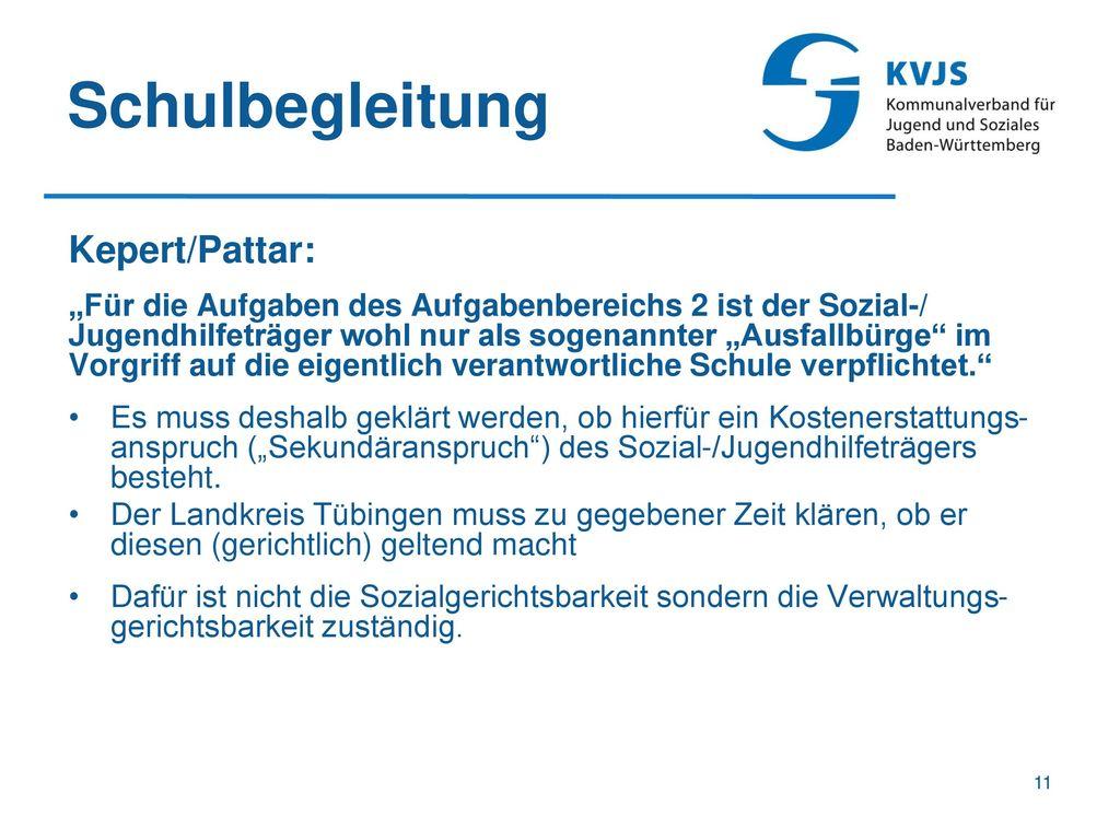 Schulbegleitung Kepert/Pattar: