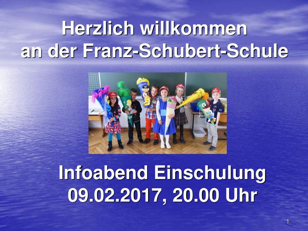 Herzlich willkommen an der Franz-Schubert-Schule