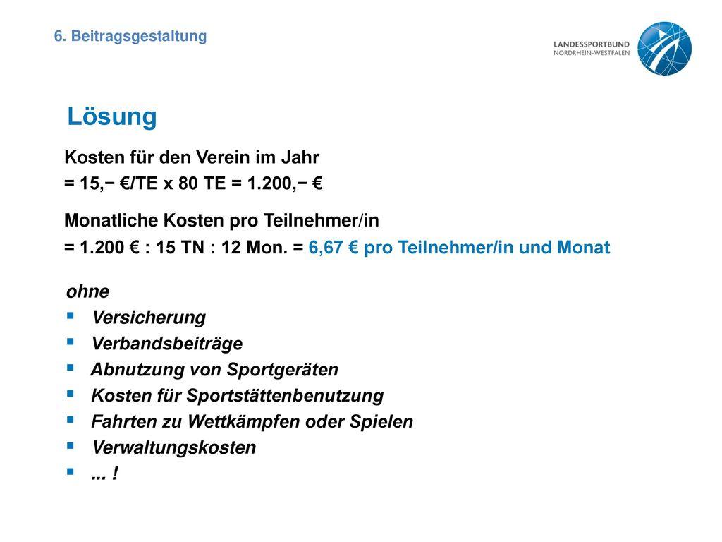 Luxury Monatlich Kosten Bericht Ideas - FORTSETZUNG ARBEITSBLATT ...