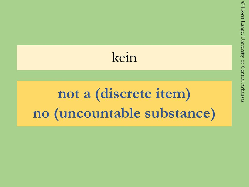 no (uncountable substance)
