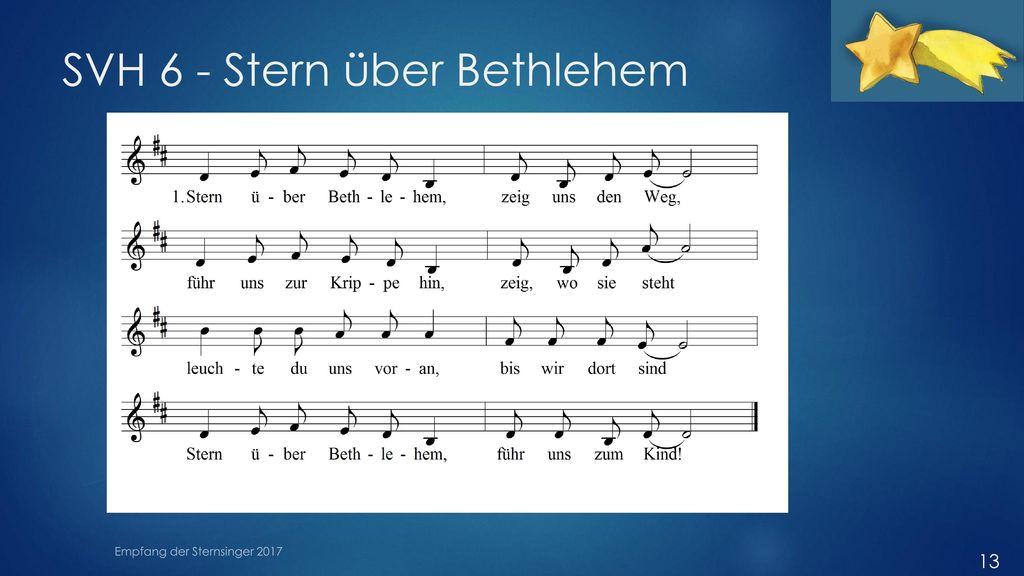 SVH 6 - Stern über Bethlehem