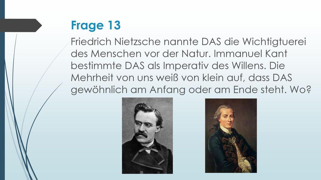 Frage 13