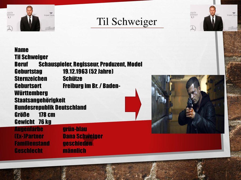 Til Schweiger Name Til Schweiger