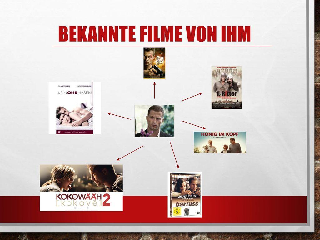 Bekannte Filme von Ihm