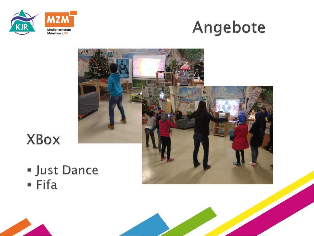 Angebote XBox Just Dance Fifa