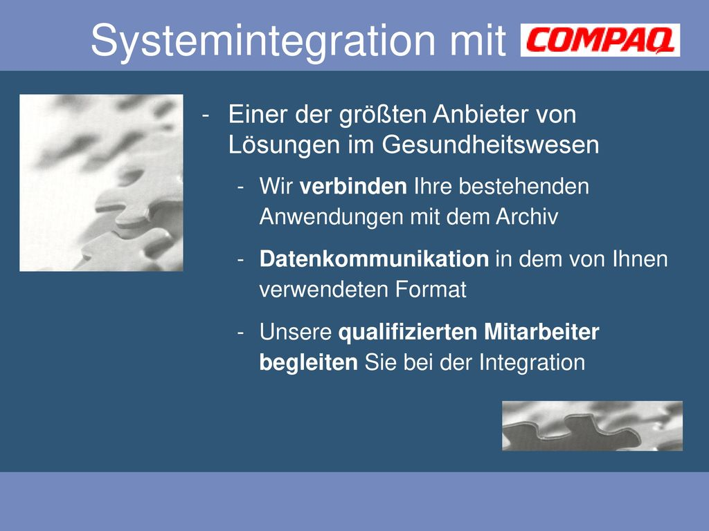 Systemintegration mit