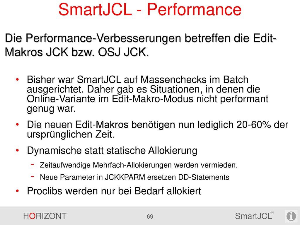 Do you have any questions about SmartJCL 2.3