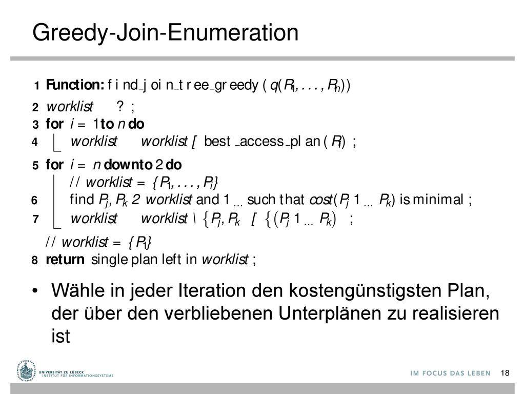 Greedy-Join-Enumeration