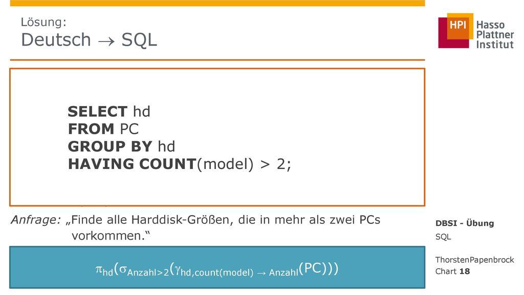 hd(Anzahl>2(hd,count(model) → Anzahl(PC)))