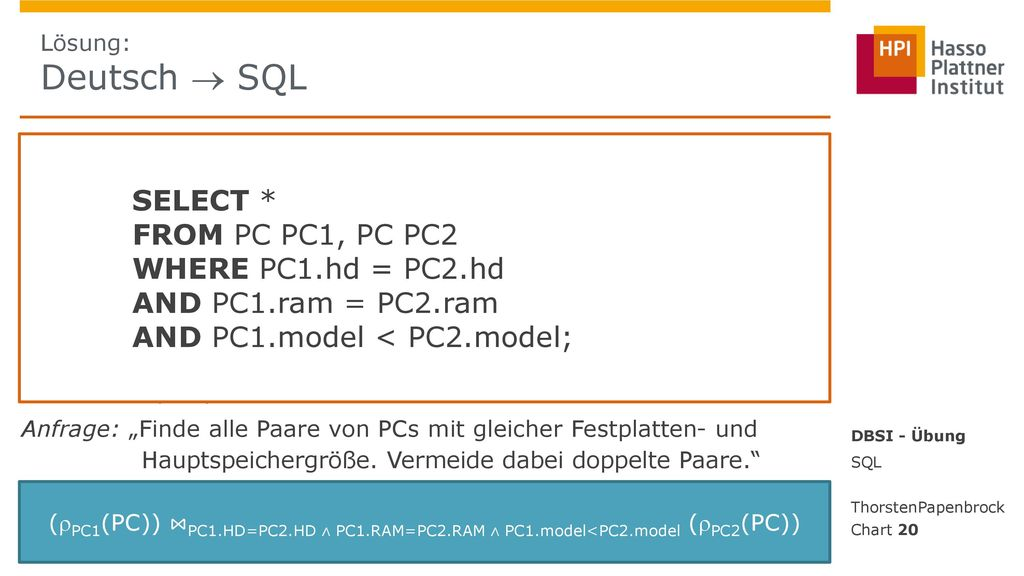 AND PC1.model < PC2.model;