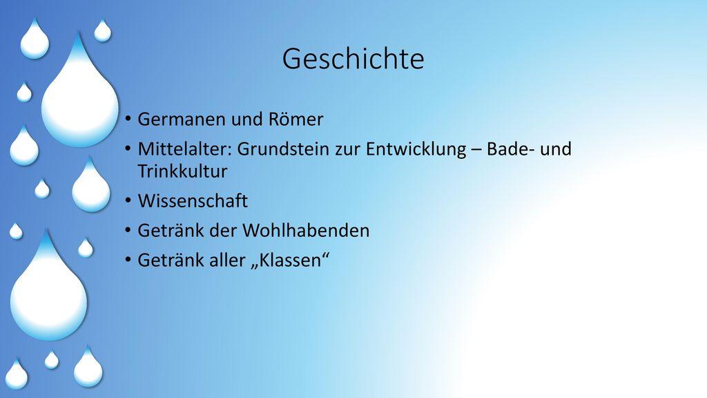 Geschichte Germanen und Römer