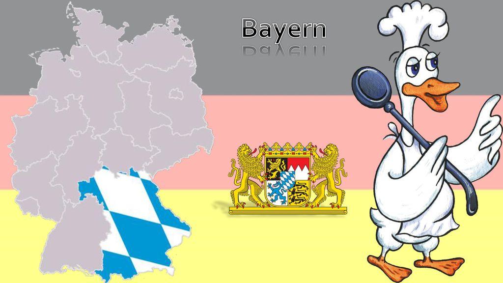 Ich erzähle heute über typisch bayerische Küche