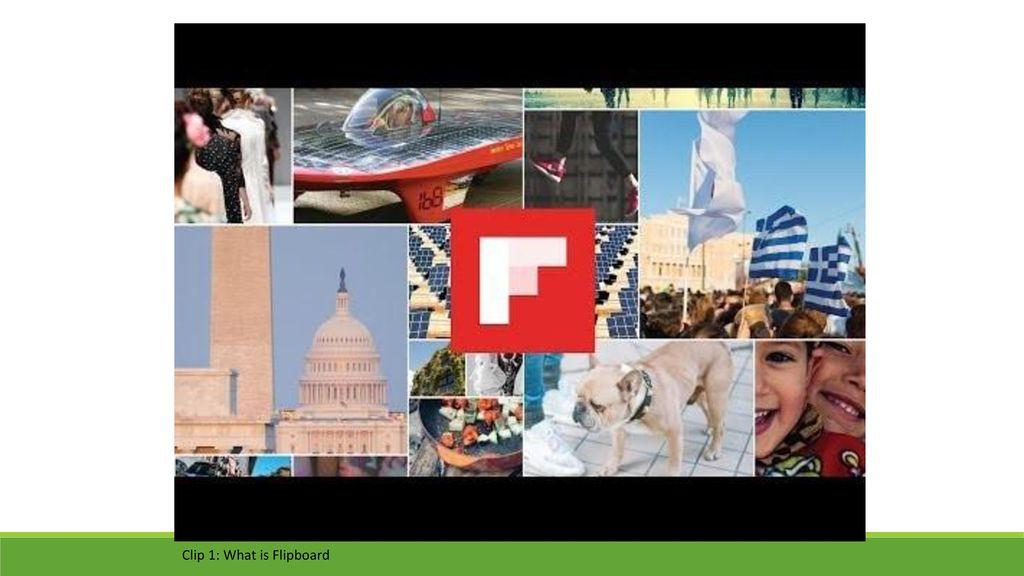 Clip 1: What is Flipboard