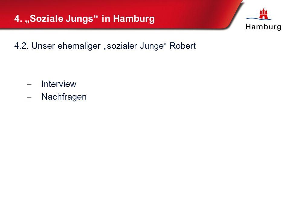 """4. """"Soziale Jungs in Hamburg"""