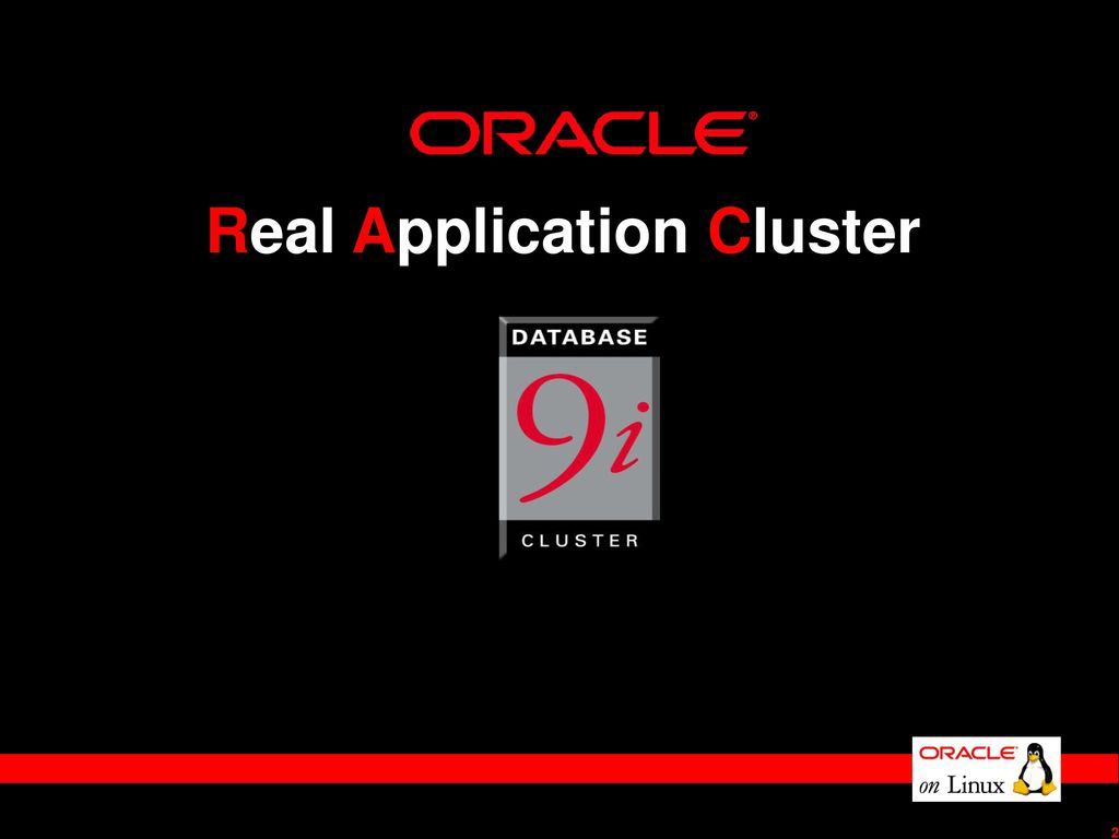 Real Application Cluster
