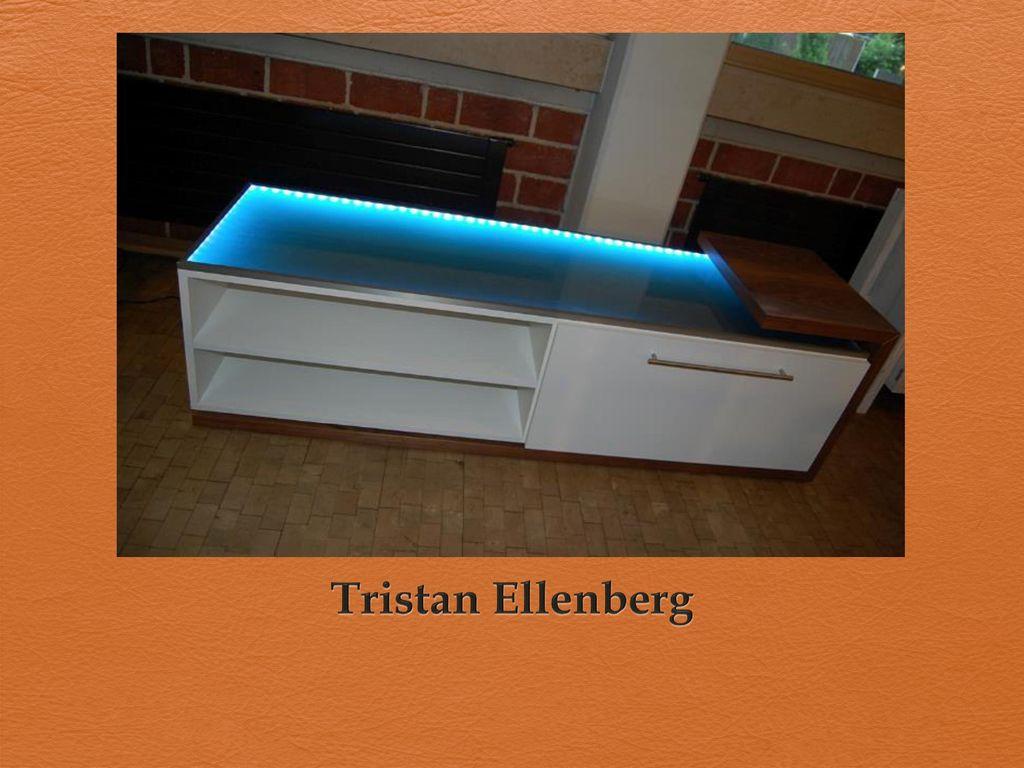 Tristan Ellenberg