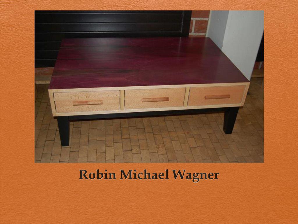 Robin Michael Wagner