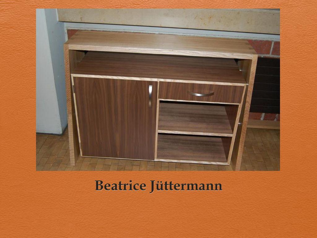 Beatrice Jüttermann