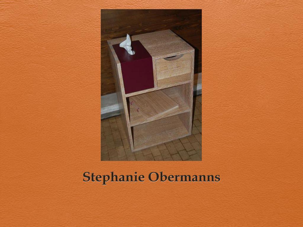 Stephanie Obermanns