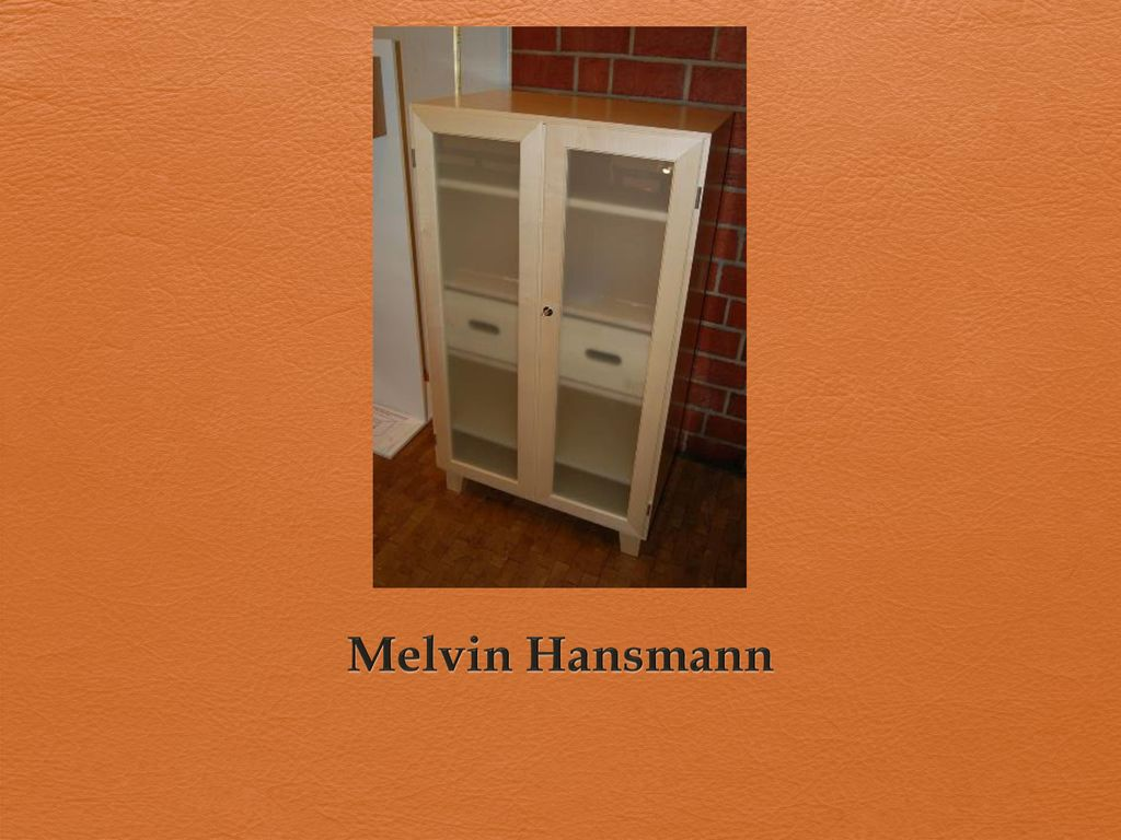 Melvin Hansmann