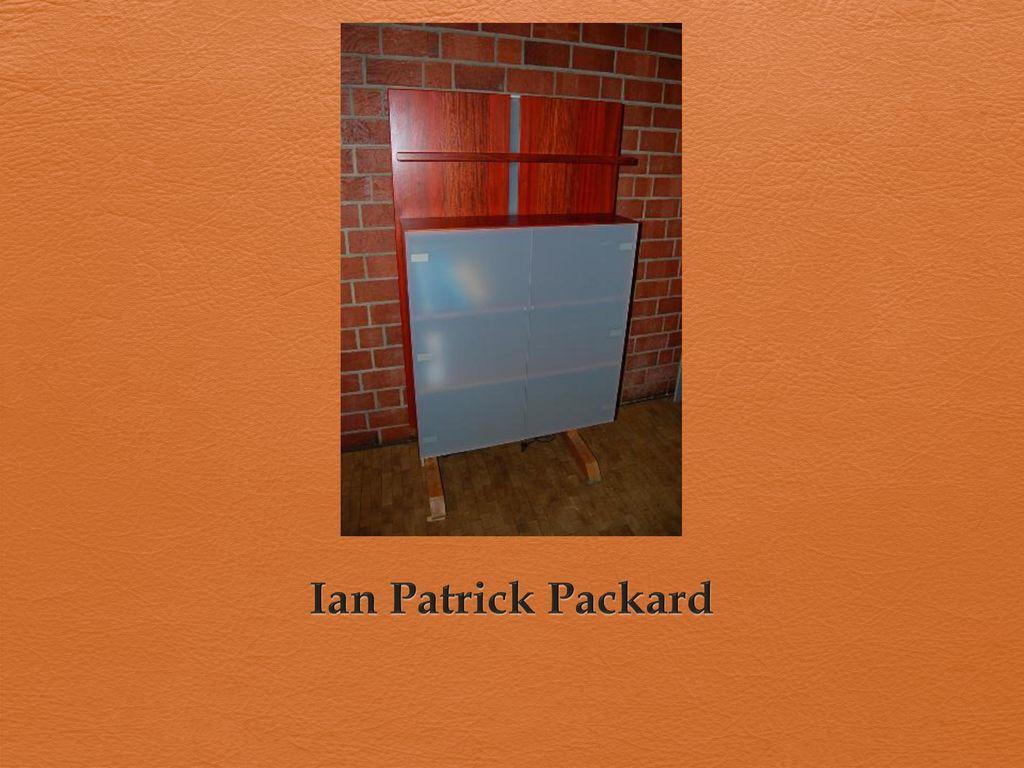 Ian Patrick Packard