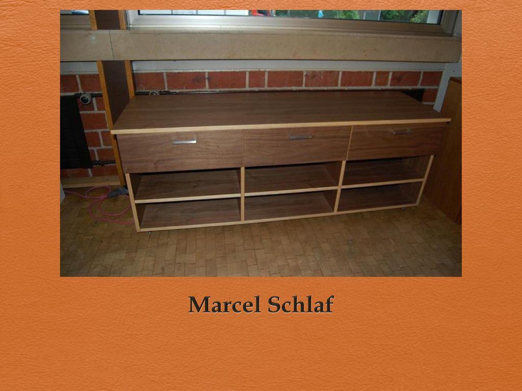 Marcel Schlaf