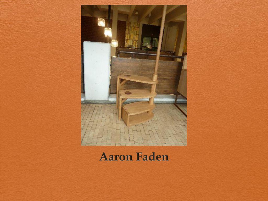 Aaron Faden