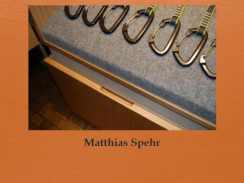 Matthias Spehr