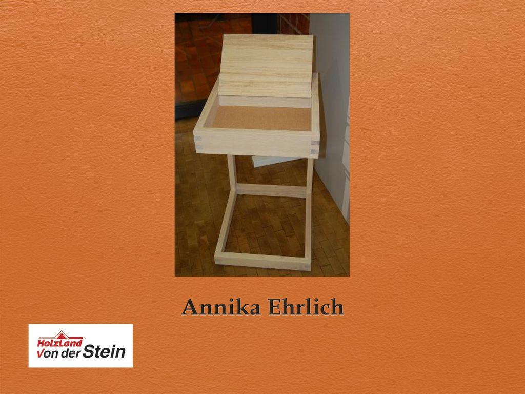 Annika Ehrlich