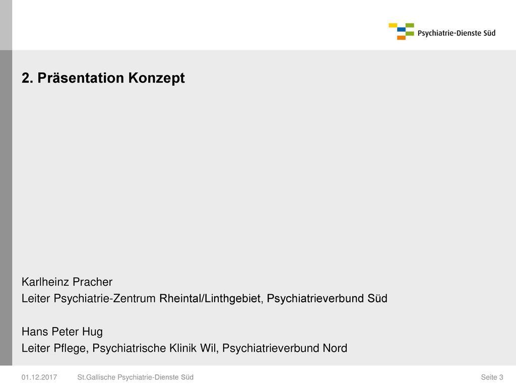2. Präsentation Konzept Karlheinz Pracher