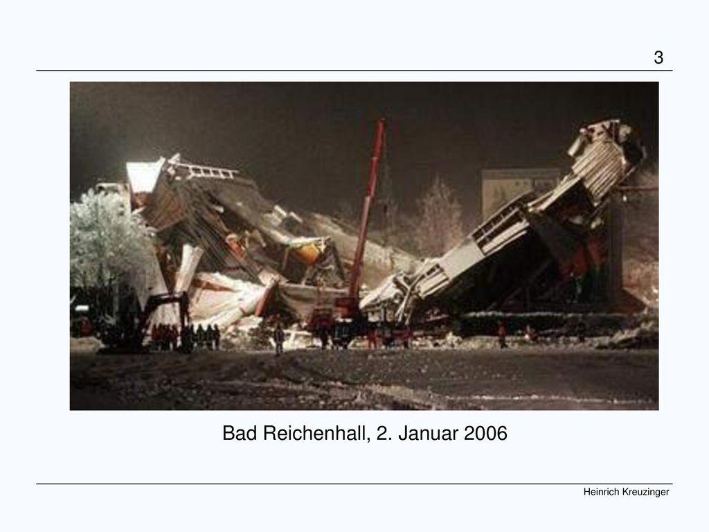 Bad Reichenhall, 2. Januar 2006