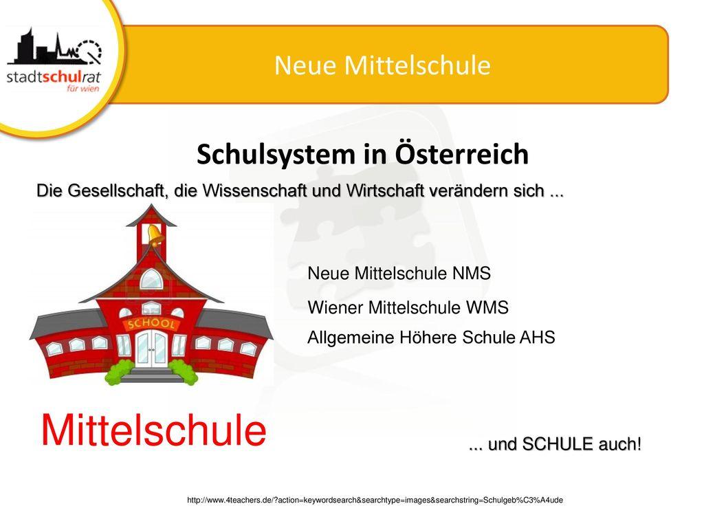 Schulsystem in Österreich