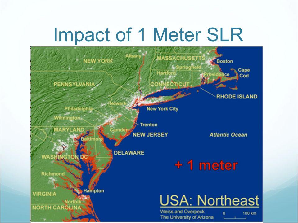 Impact of 1 Meter SLR