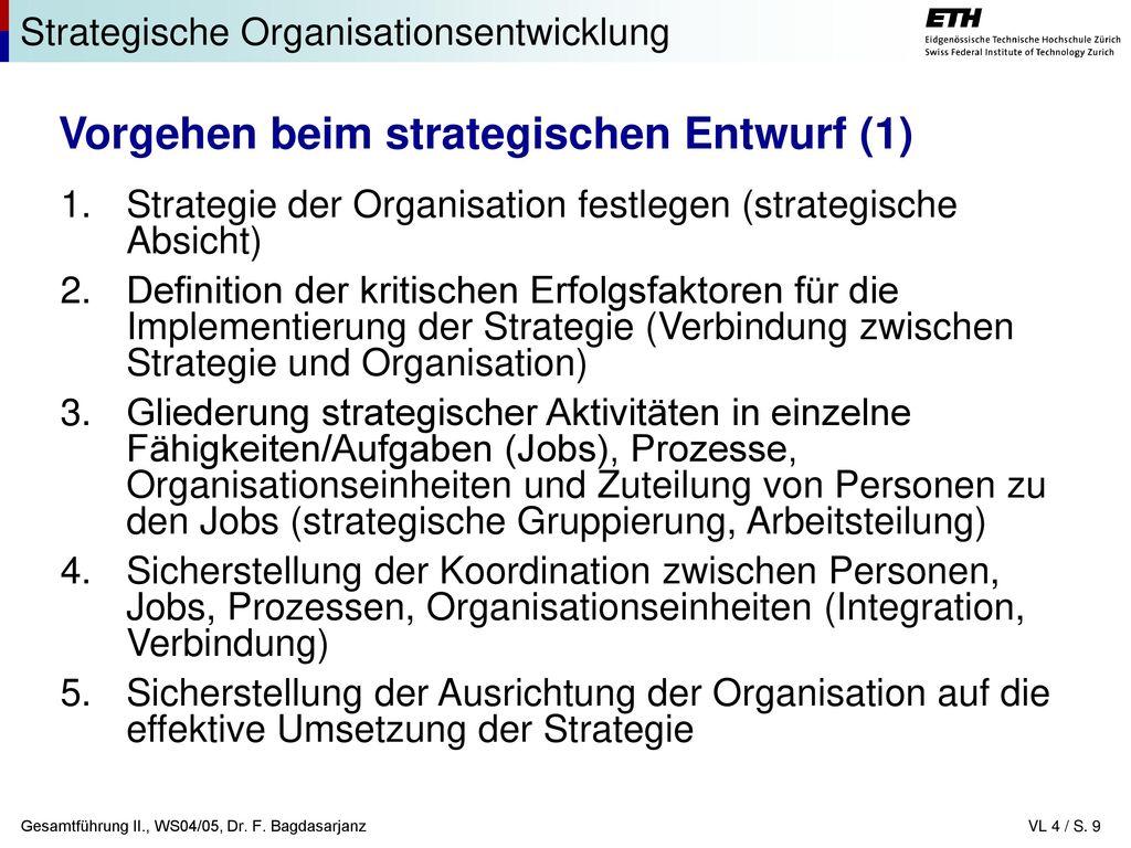Strategische Organisationsentwicklung - ppt video online herunterladen
