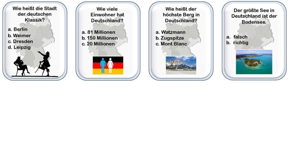 deutschland quiz wie hei t der h chste berg sterreichs ppt herunterladen. Black Bedroom Furniture Sets. Home Design Ideas
