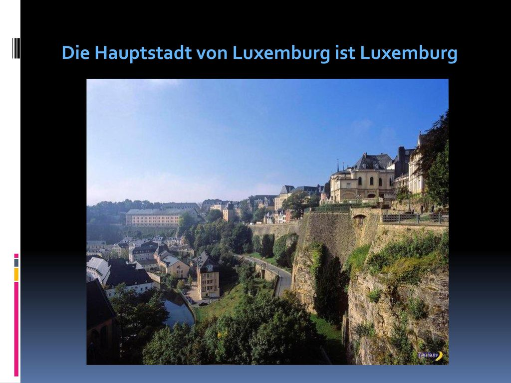 luxemburg ppt video online herunterladen. Black Bedroom Furniture Sets. Home Design Ideas