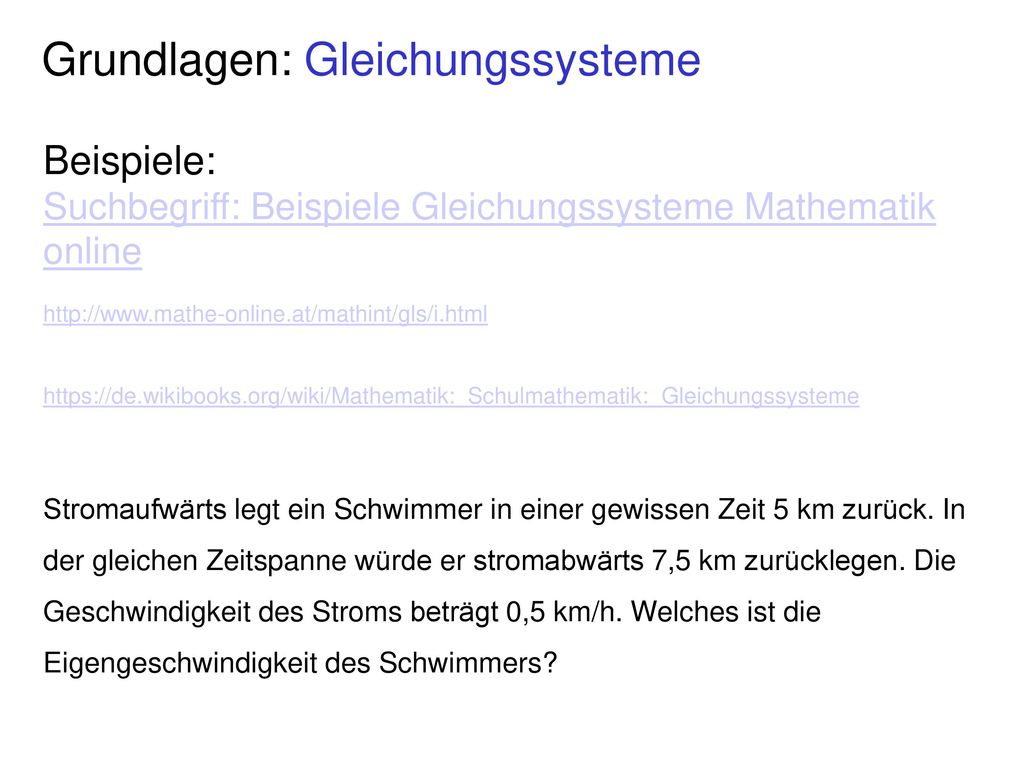 Beste Einfache Simultane Gleichungen Arbeitsblatt Fotos ...