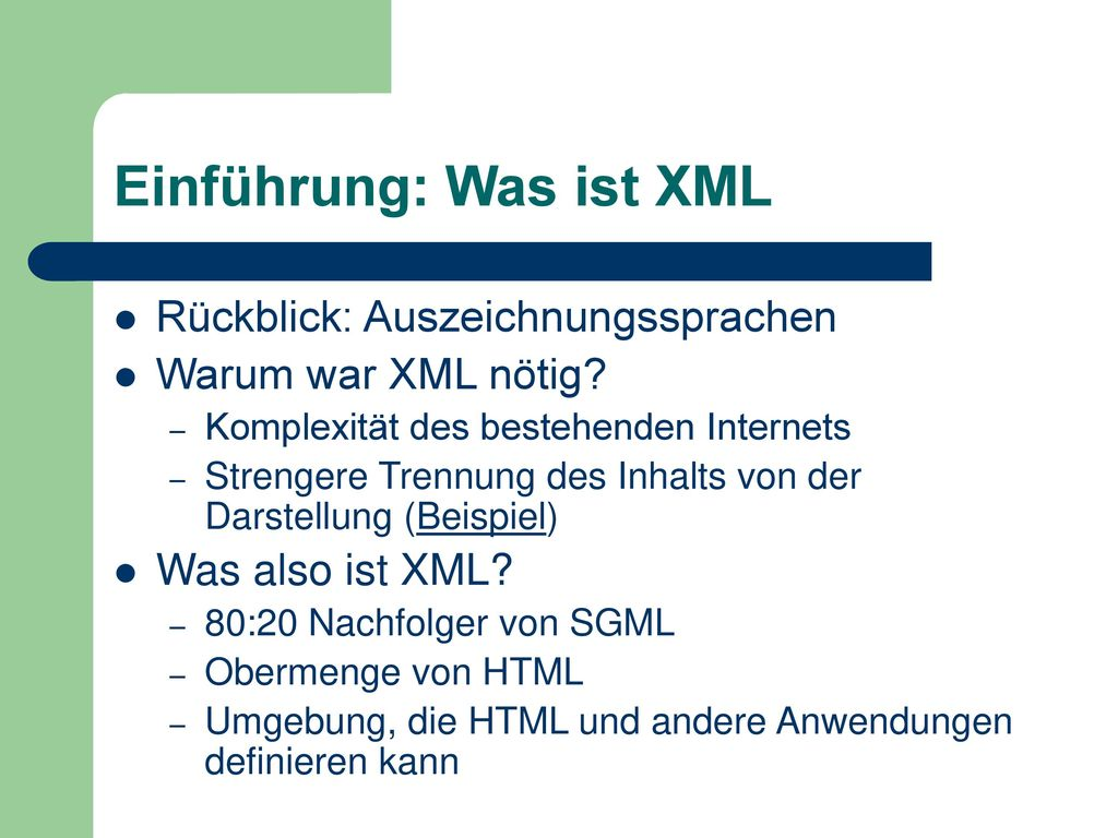 Tolle Xml Vorlage Herunterladen Bilder - Beispiel Business ...