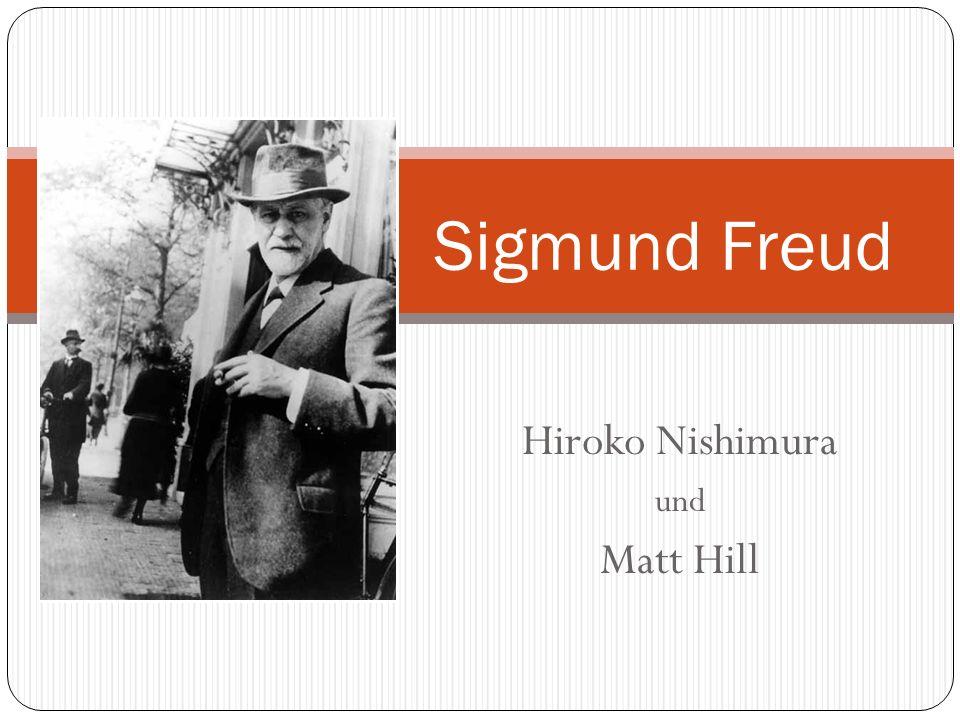 Hiroko Nishimura und Matt Hill