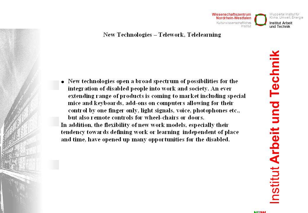 Institut Arbeit und Technik