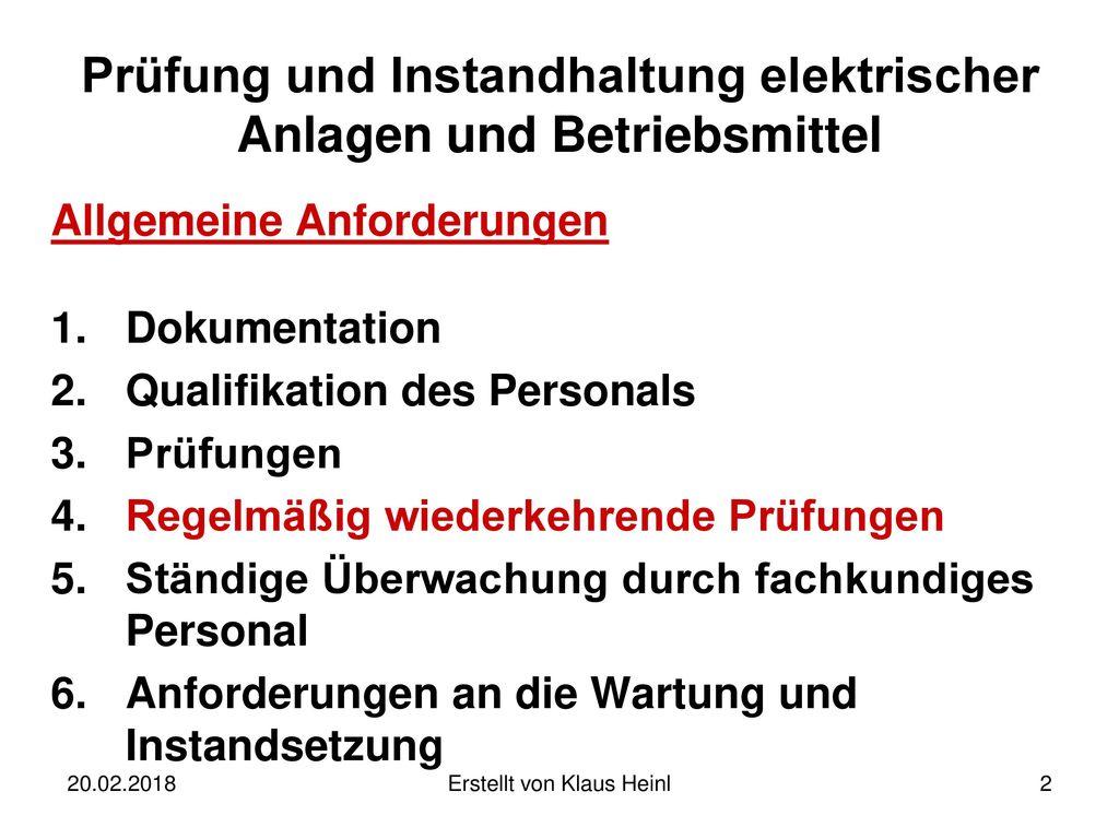 Großzügig Anforderungen An Die Prüfung Von Drahtseilen Bilder - Der ...